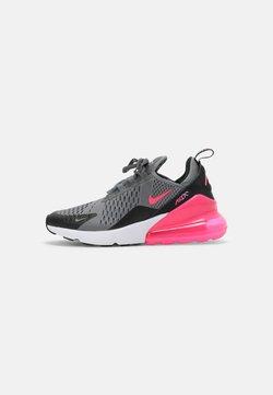 Nike Sportswear - AIR MAX 270 - Sneakersy niskie - smoke grey/hyper pink/black/white
