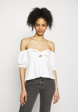 Guess - ONORIA - Top - true white