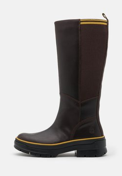 Timberland - MALYNN TALL BOOT WP - Plateaustiefel - mid brown