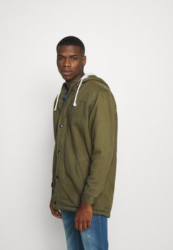 Denim Project - Parka - olive