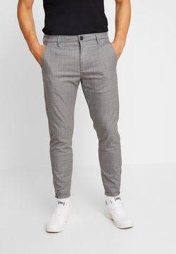 Gabba - PISA CROSS - Trousers - light grey