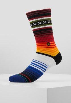 Stance - CURREN CREW - Socken - red