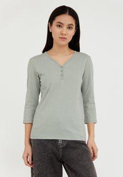 Finn Flare - Langarmshirt - grey green