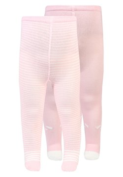 Jacky Baby - BABY 2 PACK  - Collants - rosa