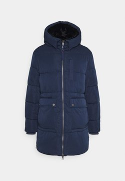 Tommy Jeans - CASUAL PUFFER - Winter coat - twilight navy