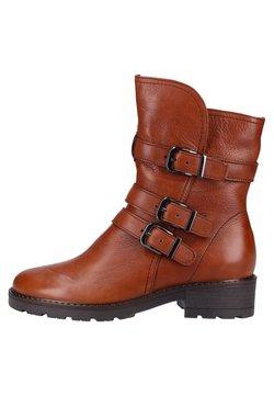 ara - Ankle Boot - cognac