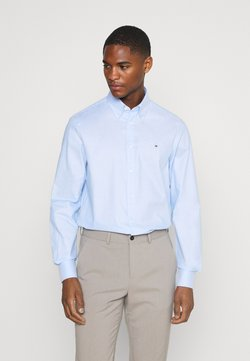 Tommy Hilfiger Tailored - OXFORD SLIM FIT - Businesshemd - light blue/white