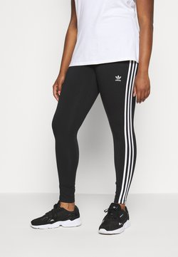 adidas Originals - TIGHT - Legginsy - black/white