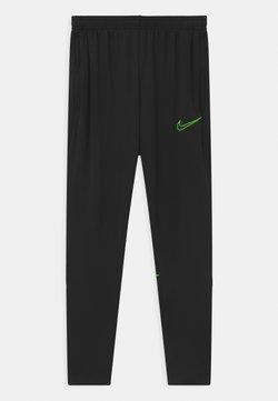 Nike Performance - ACADEMY 21 PANT UNISEX - Verryttelyhousut - black/green strike