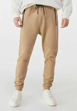 Bershka - Jogginghose - brown