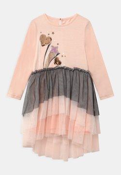 Billieblush - Vestido ligero - pink/charcoal grey
