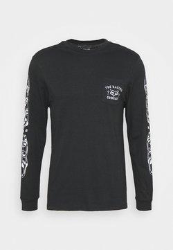Fox Racing - LA NETA POCKET TEE  - Maglietta a manica lunga - black