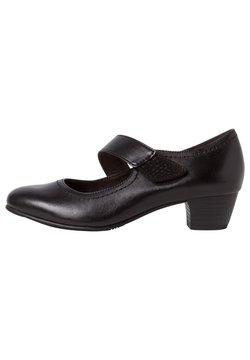 Jana - Klassieke pumps - black nappa