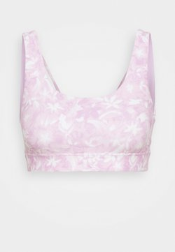 Cotton On Body - CUTOUT BACK  - Sujetador deportivo - brushed bouquet blossom