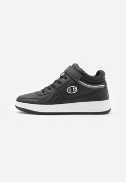 Champion - MID CUT SHOE REBOUND VINTAGE - Zapatillas de baloncesto - new black