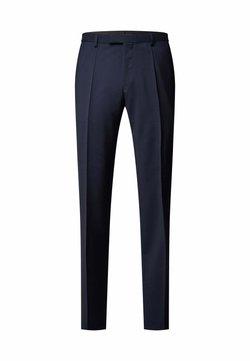 HUGO - Anzughose - dunkelblau