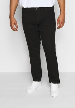 Only & Sons - ONSLOOMLIFE  - Straight leg -farkut - black denim