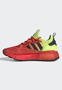 adidas Originals - ZX 2K BOOST J - Sneakersy niskie - multi-coloured