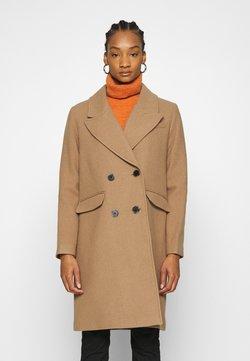 Selected Femme - SLFSASSY COAT - Classic coat - tigers eye