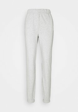 Vero Moda Tall - VMELLA BASIC PANT - Jogginghose - light grey melange