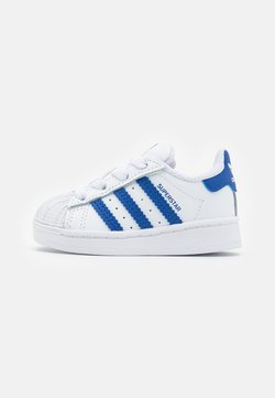 adidas Originals - SUPERSTAR  - Sneakers laag - footwear white/team royal blue
