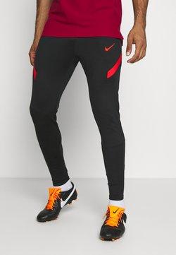 Nike Performance - TÜRKEI DRY PANT - National team wear - black/habanero red/habanero red
