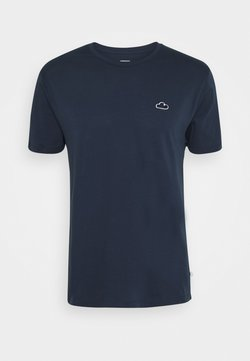The GoodPeople - ESSENTIAL AIR - T-shirt basic - navy