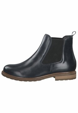 Tamaris - BOOTS - Stiefelette - navy leather