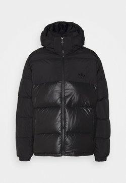 adidas Originals - REGEN PUFF - Untuvatakki - black
