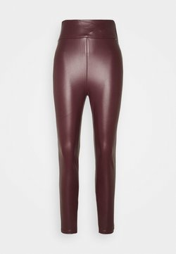 Guess - PRISCILLA - Leggings - Hosen - marmont red
