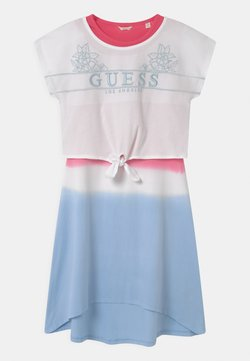 Guess - JUNIOR - Jerseykleid - white