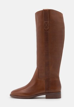 Madewell - WINSLOW KNEE HIGH BOOT - Stiefel - english saddle