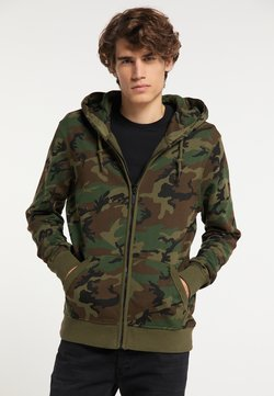TUFFSKULL - Collegetakki - camouflage