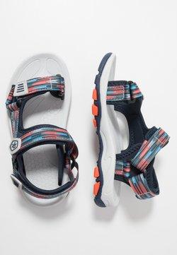 Color Kids - KAMO - Walking sandals - marine