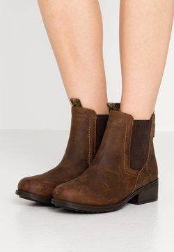 Barbour - RIMINI - Ankle Boot - teak