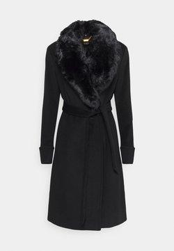 Lauren Ralph Lauren - COAT - Płaszcz wełniany /Płaszcz klasyczny - black