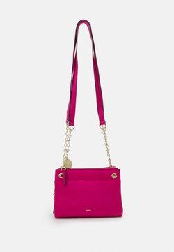 PARFOIS - CROSSBODY BAG - Torba na ramię - pink