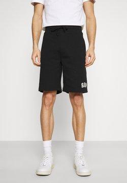 GAP - NEW ARCH LOGO - Shorts - true black