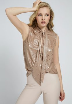 Guess - Bluse - beige