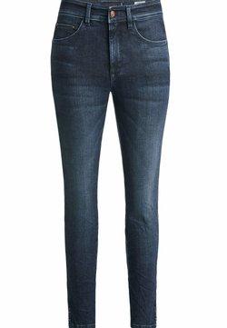 Salsa - SECRET GLAMOUR PUSH  - Jeans Skinny Fit - blau