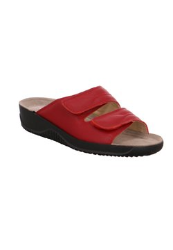 Rohde - SOFTANA - Pantolette flach - red