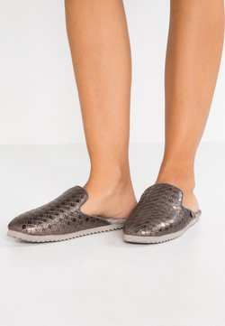 flip*flop - SLIPPER BRAIDED - Chaussons - taupe