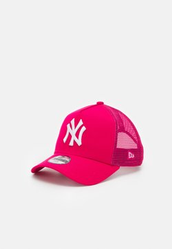 New Era - TONAL TRUCKER NEW YORK YANKEES UNISEX - Lippalakki - pink