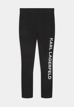 KARL LAGERFELD - Legging - black