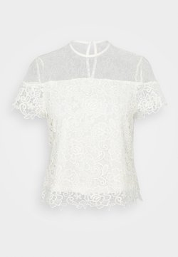 VILA PETITE - VIJUANA - Print T-shirt - cloud dancer