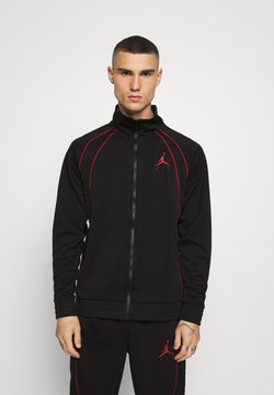 Jordan - JUMPMAN AIR SUIT - Lett jakke - black/gym red