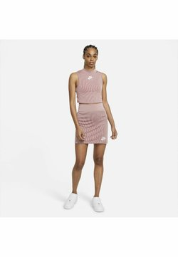 Nike Sportswear - AIR TANK  - Top - pink glaze/white