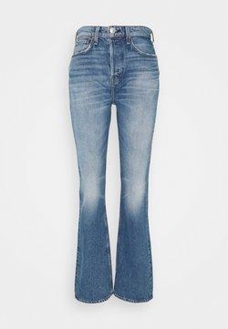 rag & bone - MAYA HIGH-RISE - Bootcut jeans - aquarius