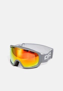 POC - FOVEA CLARITY UNISEX - Skidglasögon - pegasi grey/spektris orange