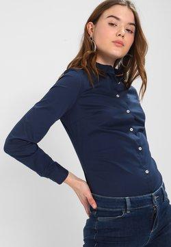 Tommy Jeans - ORIGINAL - Camisa - dress blues
